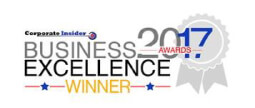 business excellence 2017 winner logo